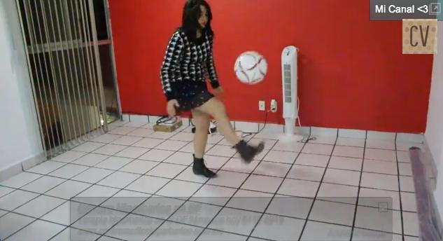Imagen: Chicas Vlog Youtube