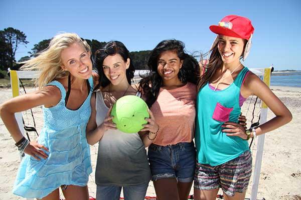Girls-Team