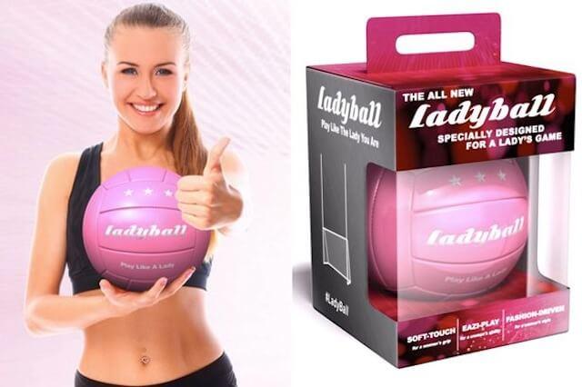 Lady Ball en empaque