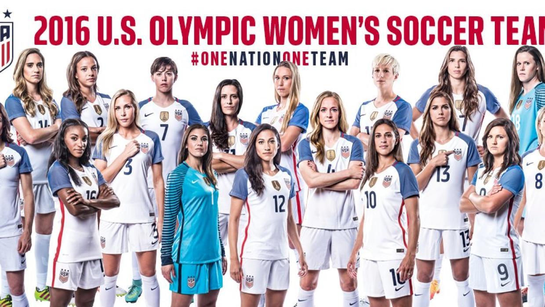 Imagen: U.S. Soccer WNT